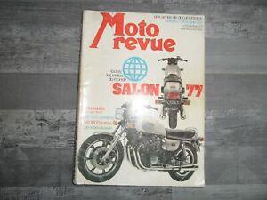 MOTO REVUE Numéro SPECIAL SALON /Toutes les motos du monde salon 77