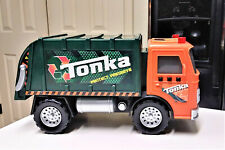 Tonka Mighty Fleet Lights and Sounds Trash Recycle Truck