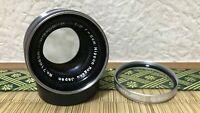 NIPPON KOGAKU Nikon Nikkor-H.C 5cm 50mm f2 Lens for LEICA L Screw Mount LTM L39