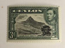 Ceylon Sg 387b Perf 13.5 LMM Cat £7