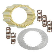CLUTCH FRICTION PLATES and SPRINGS KIT Fits HONDA CBR600F4 1999 2000