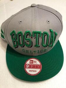 Boston Celtics NBA New Era 9Fifty Hardwood Classics snapback Cap Hat