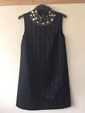 Ladies NEXT Black Dress Size 10