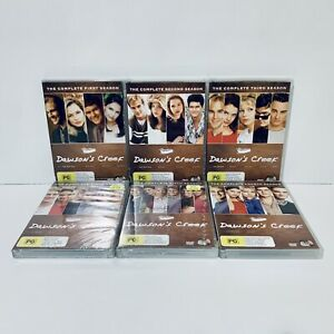 Dawson's Creek Complete Seasons 1-6 | LIKE NEW | FREE TRACKED POST