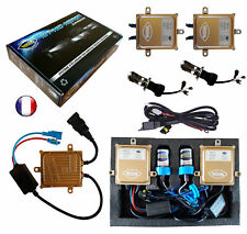 Kit HID Xénon 55W Slim VEGA® 2 ampoules H4HiLo Bi-xénon 5000K AC DSP Ultra Fins