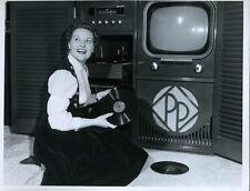 "Patti Page Candid Original 7x9"" Photo #H8226"