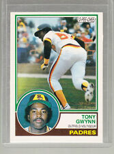 Tony Gwynn Rookie 1983 O-Pee-Chee #143 HOF