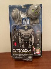 Trendmasters Warner Bros The Iron Giant Build & Battle Action Figure New 1999