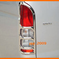 TOYOTA HIACE COMMUTOR TAIL LIGHT REAR LAMP TRIM COVER 05 - 12 06 07 08 09 10 11