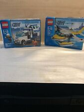 Lot Of 2 Lego City Sets