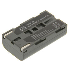 BATTERIA Li-Ion Tipo sb-l160 per Samsung vp-l750d l770 l800