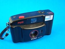 Vintage1988 Vivitar PS:10 Focus Free 135mm Film Camera with Owners Manual