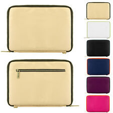 """Faux Leather Tablet Sleeve Notebook Case Laptop Bag For 10"""" Microsoft Surface Go"""