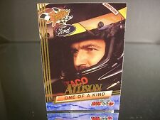 Rare Davey Allison Wheels Rookie Thunder 1993 Card #85 ONE OF A KIND