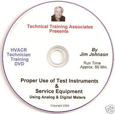 PROPER USE OF TEST INSTRUMENTS & SERVICE EQUIPMENT