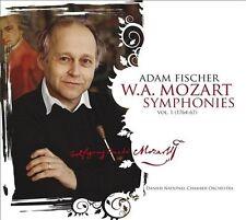 Mozart: Symphonies, Vol. 1, New Music