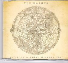 (DX724) The Rasmus, Livin' In A World Without You - 2008 DJ CD