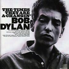 BOB DYLAN The Times They Are A-Changin' CD BRAND NEW
