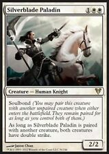 *MRM* FRENCH Silverblade Paladin/Paladin à la lame d'argent MTG AVR