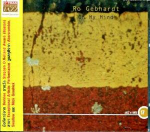 Ro Gebhardt: On my mind (2003) CD Smooth Soul Jazz Guitar