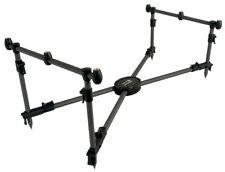 TF Gear NEW Lightweight Fully Adjustable Tough 3 Rod Carp Fishing Cross Pod