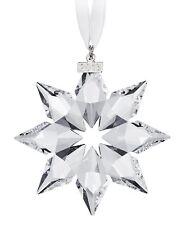 Swarovski Stella Natale 2013 5004489 Christmas Star Snowflake Ornament NEW BOXED