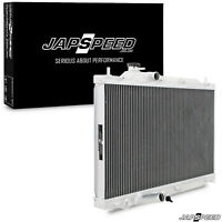 JAPSPEED HIGH FLOW ALUMINIUM RACE RADIATOR FOR HONDA CIVIC TYPE-R FN2 K20 06-11