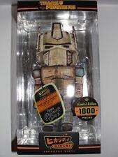 """Funko Premium Hikari Transformers Distressed Optimus Prime 6"""" Vinyl Figure-New"""