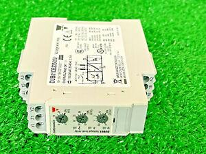 Carlo Gavazzi DUB01CB23500V Voltage Level Relay, 8A, 115/230VAC