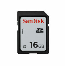 SanDisk Latest 16GB SD SDHC Camera Memory Card 16 GB