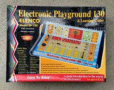 Elenco Model EP-130 Electronic Playground 130 Projects