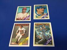 1988 Topps Baseball - #298 Milt Thompson - Philadelphia Phillies