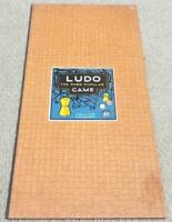 Ludo Antique Vintage 1920s Chad Valley Game Board