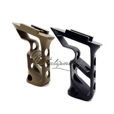 Aluminum Shift Style Vertical Foregrip Fore Grip Airsoft Rifle 20mm Rail