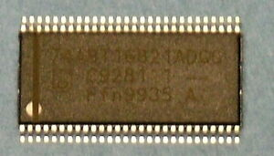 TEXAS INSTRUMENTS 74ABT16821ADGGX IC