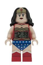 Lego - Orologio a forma di Wonder Woman Multicolore