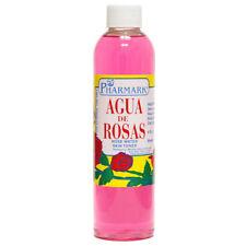 Pharmark Rose Water | Agua de Rosas | 8 Fl Oz | Refreshing Rose Fragrance