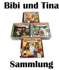 4x Bibi und Tina - Sammlung der schönsten Geschichten auf CD