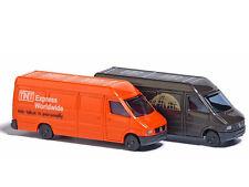 Busch 8338 - Zwei Mercedes Sprinter UPS und TNT - Spur N - NEU