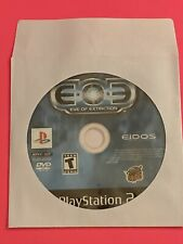 🔥 SONY PS2 PlayStation Two 💯 WORKING GAME DISC ONLY 🔥 EVE OF DESTRUCTION