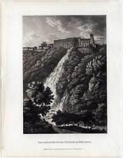 Mecoenas-Veduta-italia-italia - aquatinta 1798
