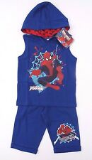 Marvel Ultimate Spider-Man Hoodie Pants Boys 2 Piece Set Outfit FREE SHIPPING