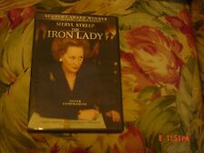 The Iron Lady (DVD, 2012) Meryl Streep - Never Compromise