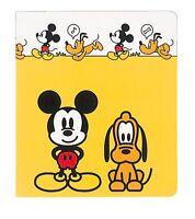 Disney Photo Album for Fuji Instax Mini 32 Photos Mickey Mouse New Japan