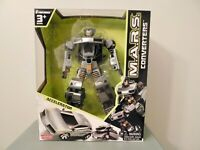 Cybotronix M.A.R.S. Converters ACCELERATOR Action Figure Transformer 9in. NIP