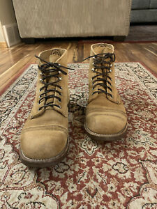 Red Wing Iron Ranger 8113 Hawthorne Mule skinner 10D.  Collector's Item