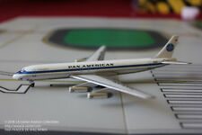 Aeroclassics Pan American Douglas DC-8-62 in Old Color Diecast Model 1:400