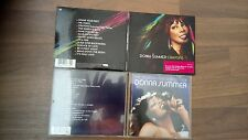 """DONNA SUMMER """" CRAYONS & THE JOURNEY """" CD ALBUMS"""