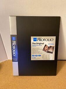 Itoya IA-12-11 Art Profolio Storage/Display Book, Condition New. Color Black