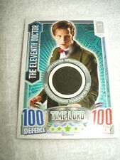 Doctor Who Costume Card The Eleventh Doctor 997/4150